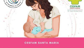 Conmemoración de la Semana Mundial de la Lactancia Materna - Año 2021