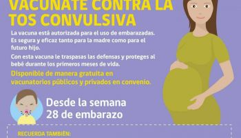 Vacuna Contra Tos Convulsiva