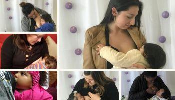 Resultado del Concurso Fotográfico -  Semana Mundial de la Lactancia Materna