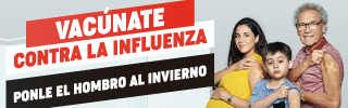 banner lateral influenza