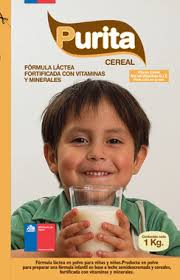 purita cereal